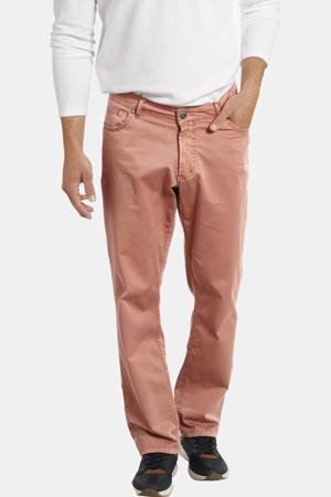 loose fit broek AKSEL Plus Size oranje