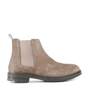 Laren  nubuck chelsea boots beige