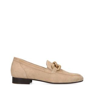 suède loafers beige