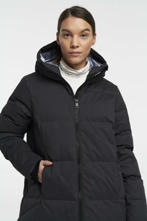 outdoor jas Shanna zwart