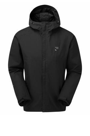 outdoor jas Vihar zwart