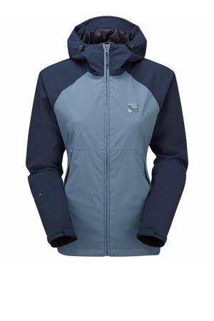 outdoor jas Marsco blauw