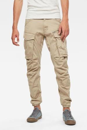 Rovic zip 3d  regular fit broek met biologisch katoen 239 dune