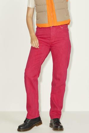 straight fit broek JXSEOUL roze