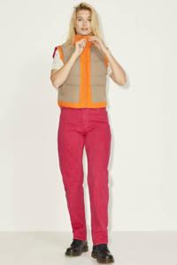 JJXX straight fit broek JXSEOUL roze, Roze