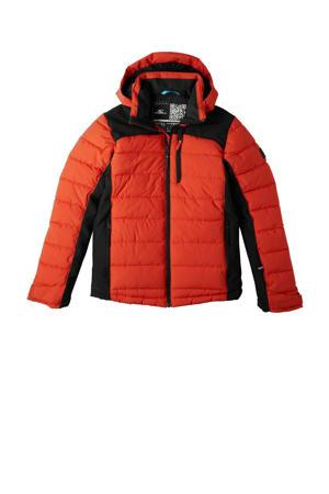 ski-jack Igneous rood/zwart
