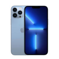 Apple iPhone 13 Pro Max 256GB Sierra Blue, Blauw