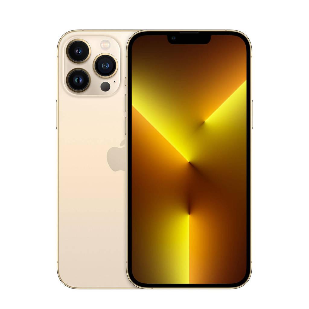 Apple iPhone 13 Pro Max 128GB Gold, Goud