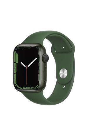 Watch Series 7 45mm smartwatch (Green)