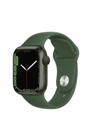 Watch Series 7 41mm smartwatch (Green)