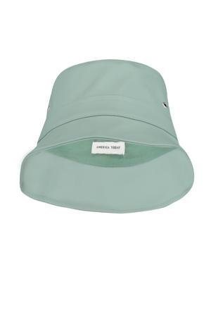 bucket hat groen