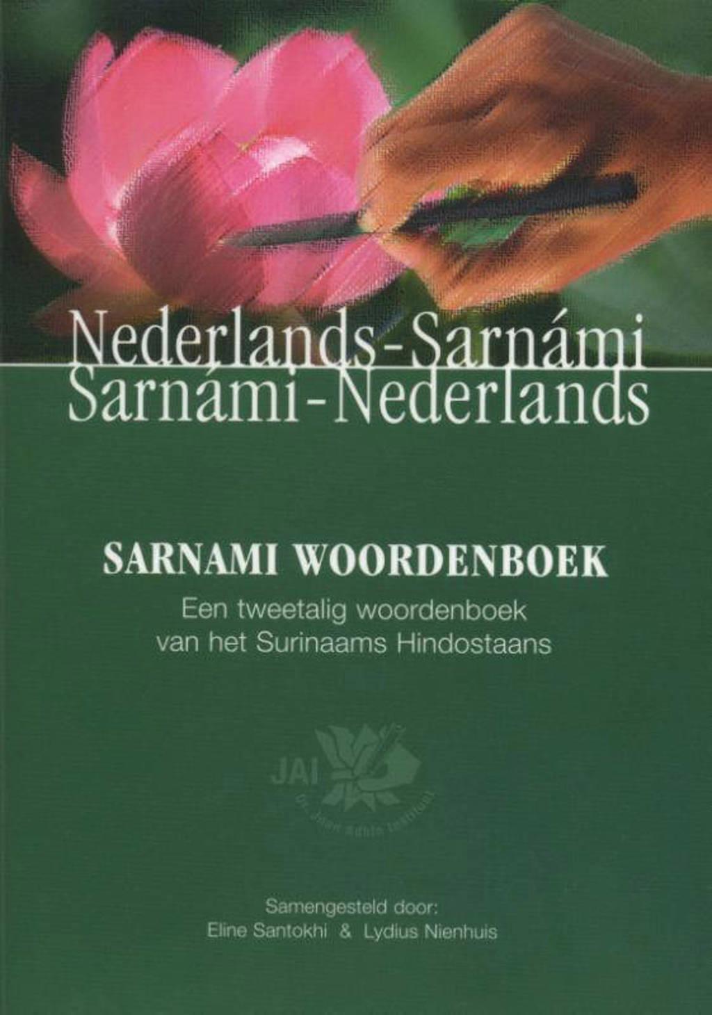 Sarnami woordenboek - E. Santokhi