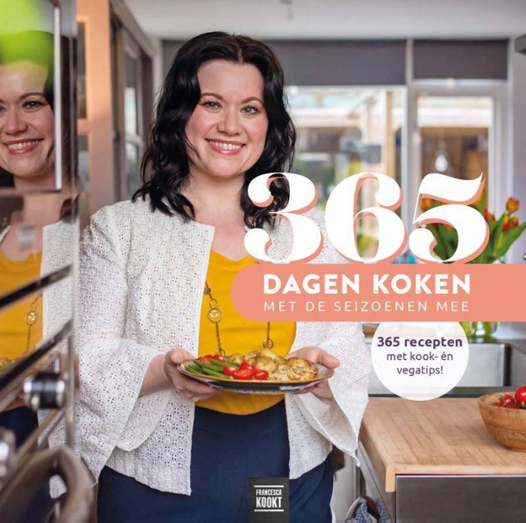 365 dagen koken - Francesca van Berk