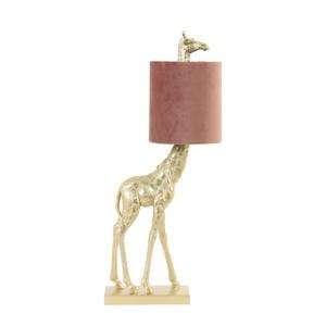 tafellamp giraffe