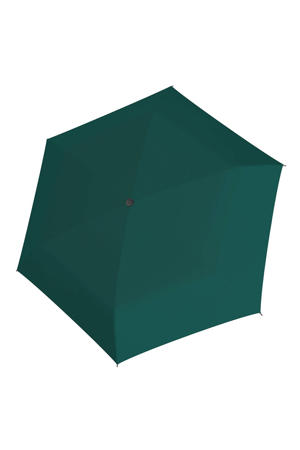 paraplu Carbonsteel Mini Slim donkergroen