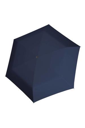 paraplu Carbonsteel Mini Slim donkerblauw