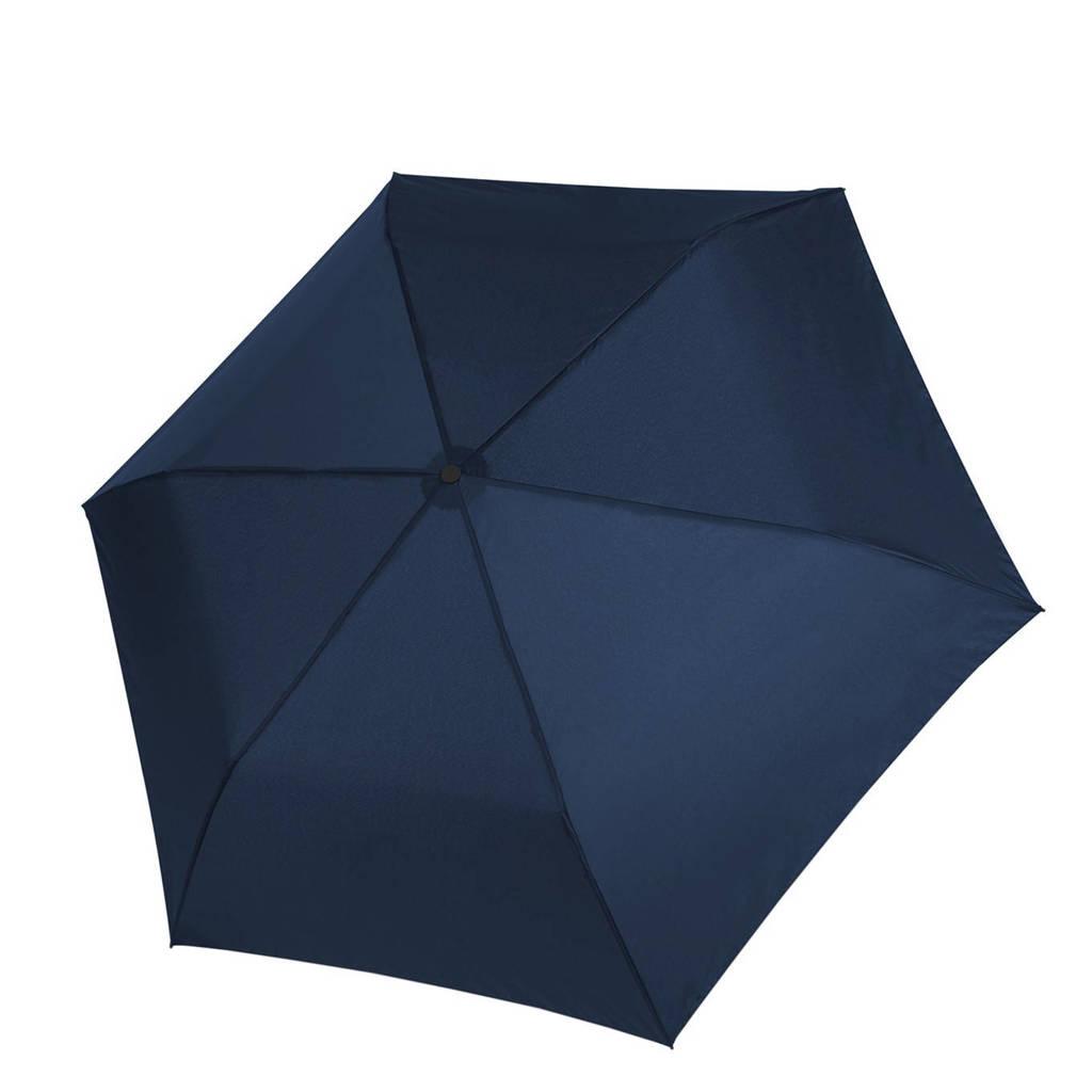 Doppler paraplu Zero Magic donkerblauw, Donkerblauw