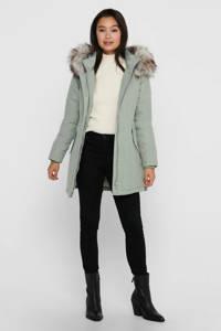 ONLY jas ONLKATY grijsblauw, Grijsblauw