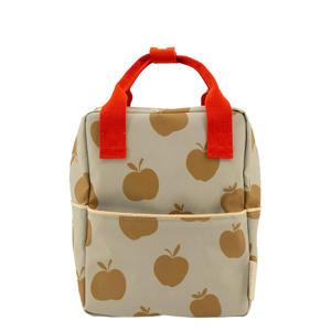 rugzak Special Edition Apples Small olijfgroen