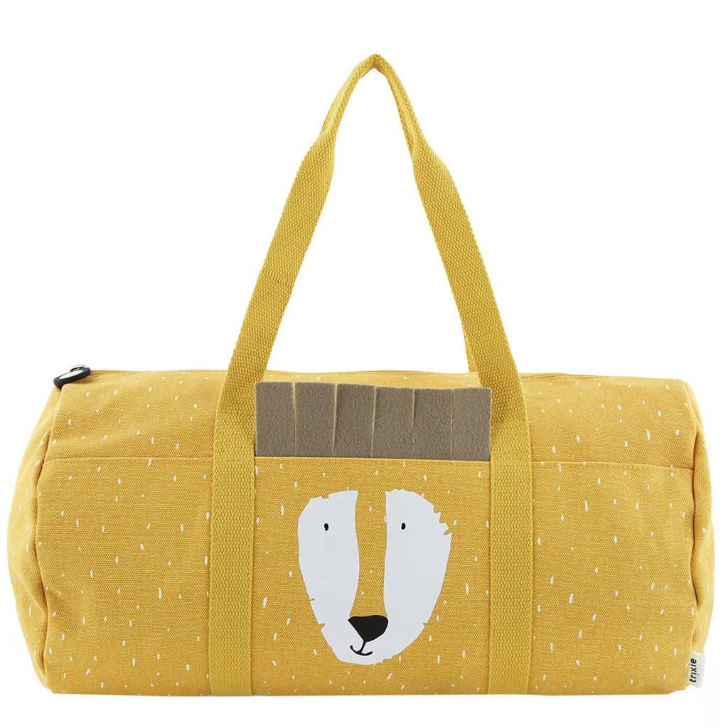 Trixie reistas Mr. Lion geel, Geel