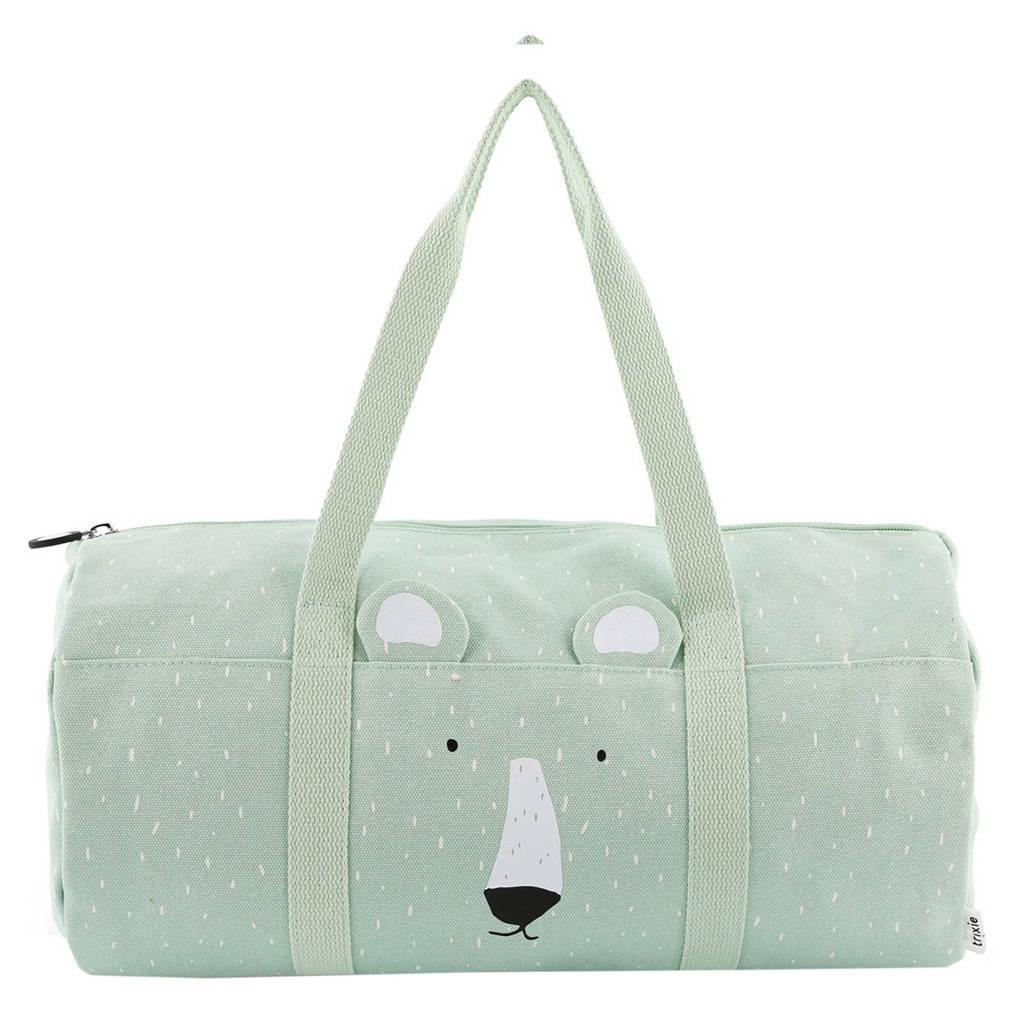 Trixie reistas Mr. Polar Bear mintgroen, Mintgroen