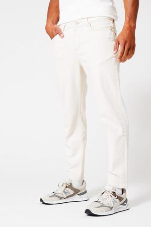 tapered fit jeans Danny ecru