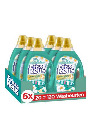 Frisse Reus Lotus Amandel Gel vloeibaar wasmiddel - 120 wasbeurten - 120 wasbeurten