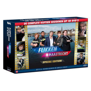 Flikken Maastricht – Seizoen 1 - 15 (DVD)