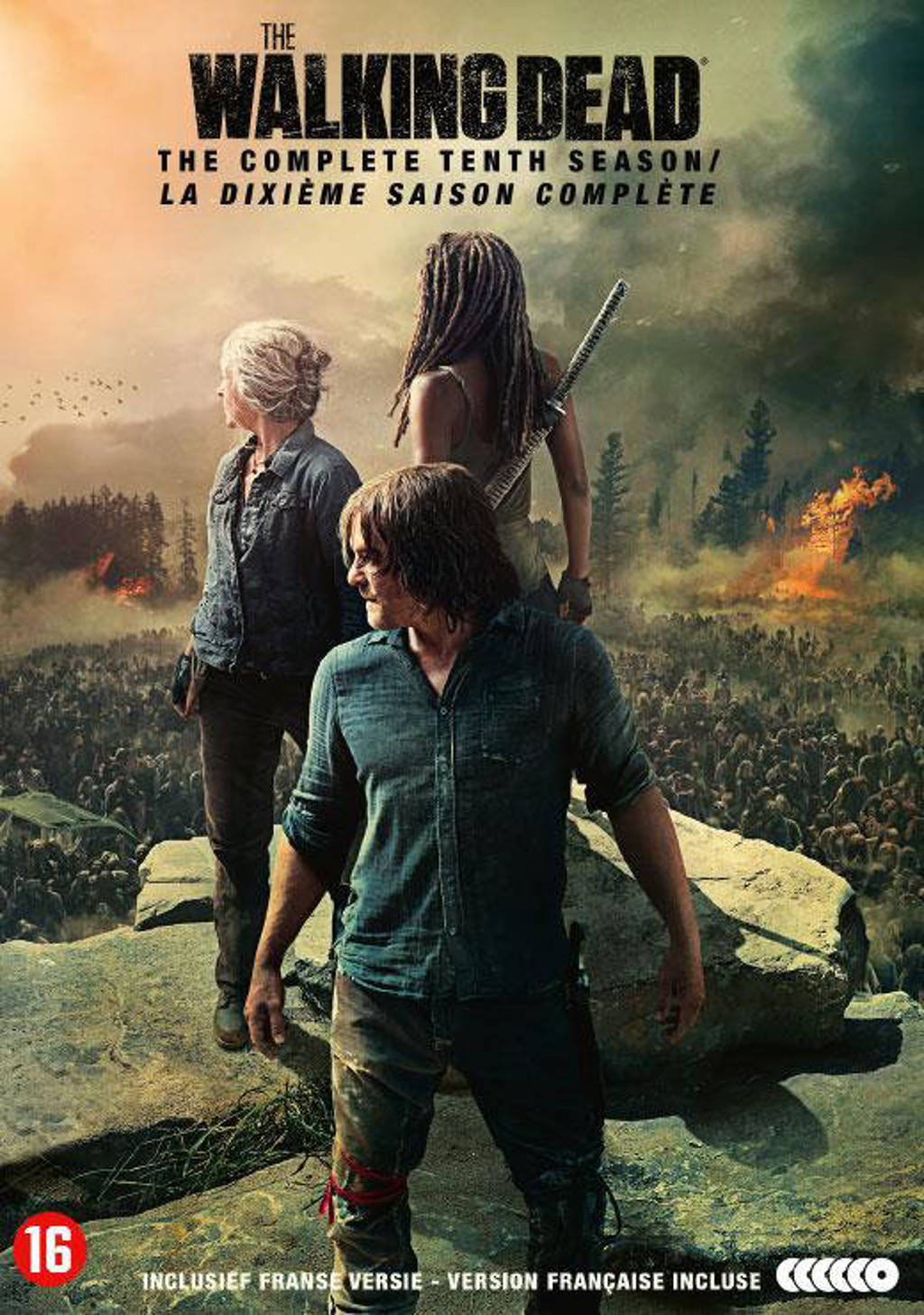 The Walking Dead - Seizoen 10 (DVD)