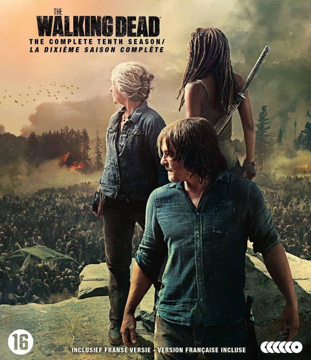 The Walking Dead - Seizoen 10 (Blu-ray)