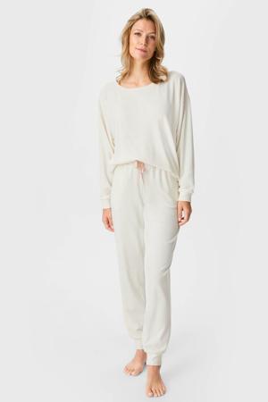 pyjama ecru
