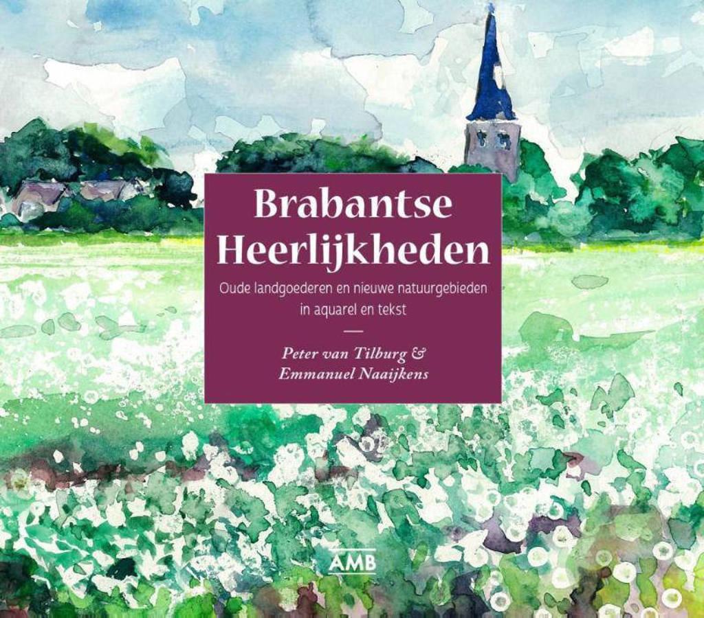 Brabantse Heerlijkheden - Peter van Tilburg en Emmanuel Naaijkens
