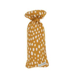 kruikenzak Cheetah honey gold