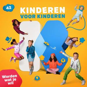 Kinderen Voor Kinderen - Deel 42 - Wat Je Worden Wil (CD)