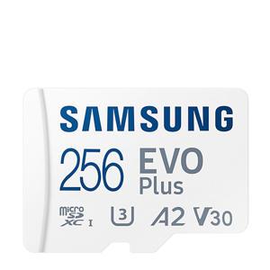 EVO+ flash geheugenkaart microSD 256GB