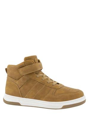 hoge sneakers camel