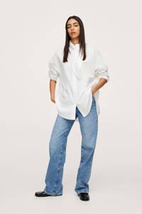 Mango blouse wit, Wit