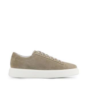 VG45  suède sneakers beige