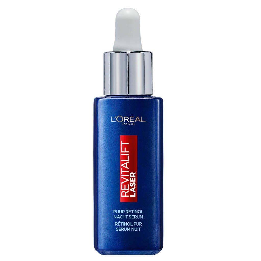 L'Oréal Paris Laser X3 Puur Retinol nachtserum - 30 ml