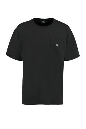 T-shirt Enter van biologisch katoen raven