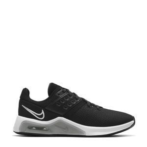 Air Max Bella 4 fitness schoenen zwart/wit/grijs