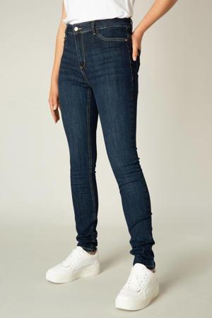 high waist skinny jeans Fay blauw