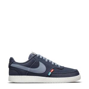 Court Vision sneakers blauw/grijs