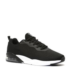 sportschoenen zwart/wit