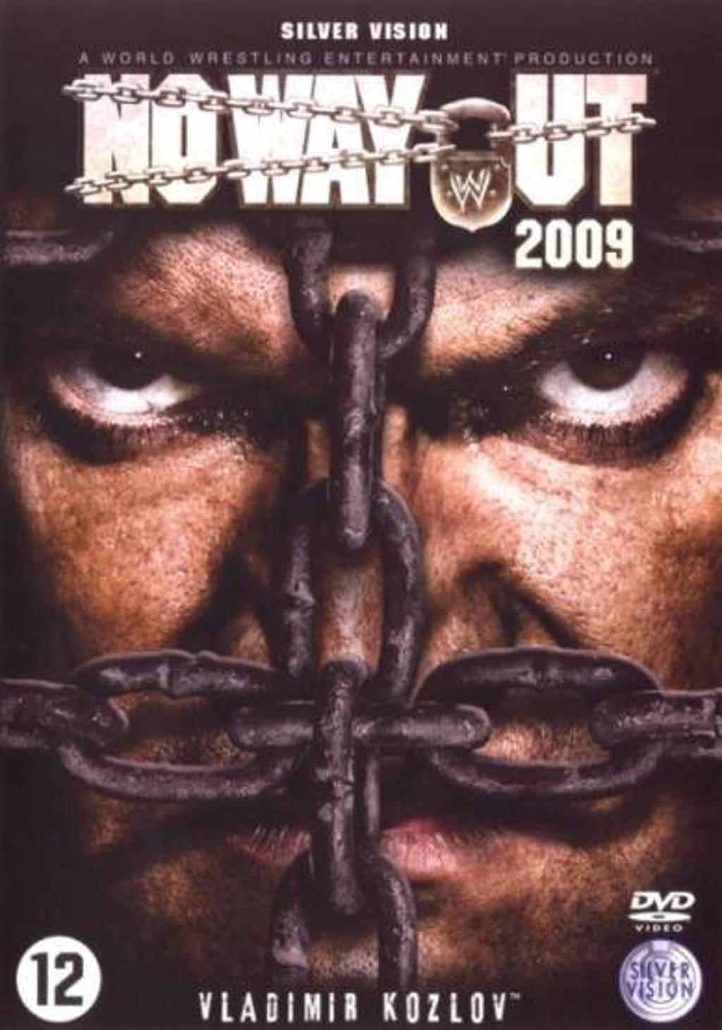 WWE - No way out 2009 (DVD)