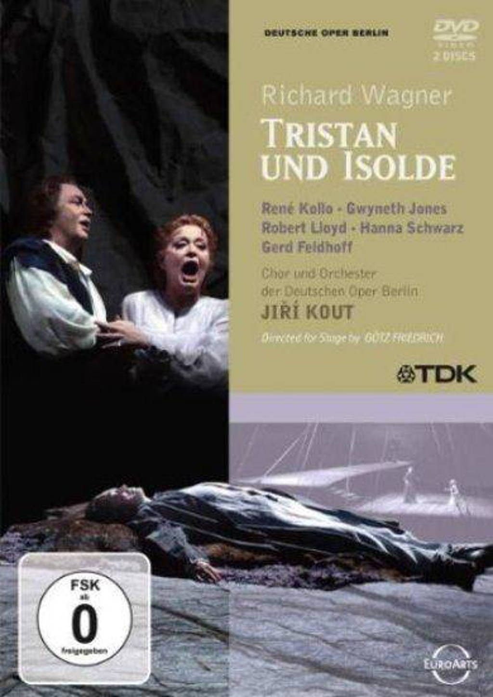 Kollo, Lloyd,Jones,Feldhoff,Edelman - Tristan Und Isolde, Tokyo 1993 (DVD)