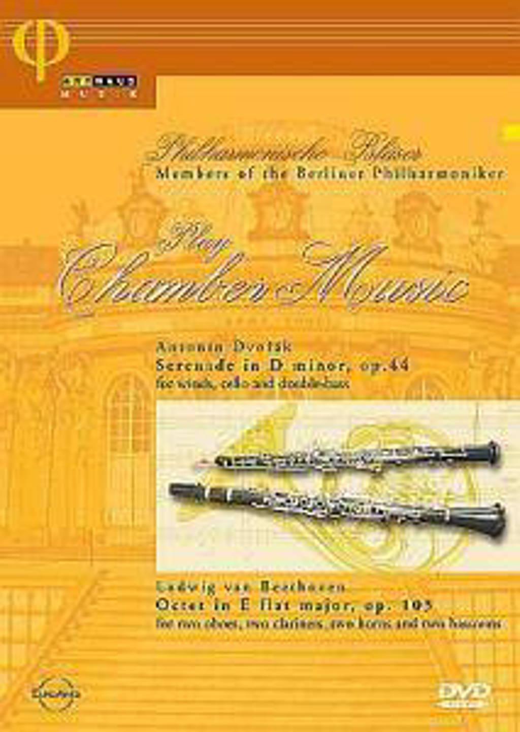 Beethoven, Dvorbk Kamermuziek (DVD)