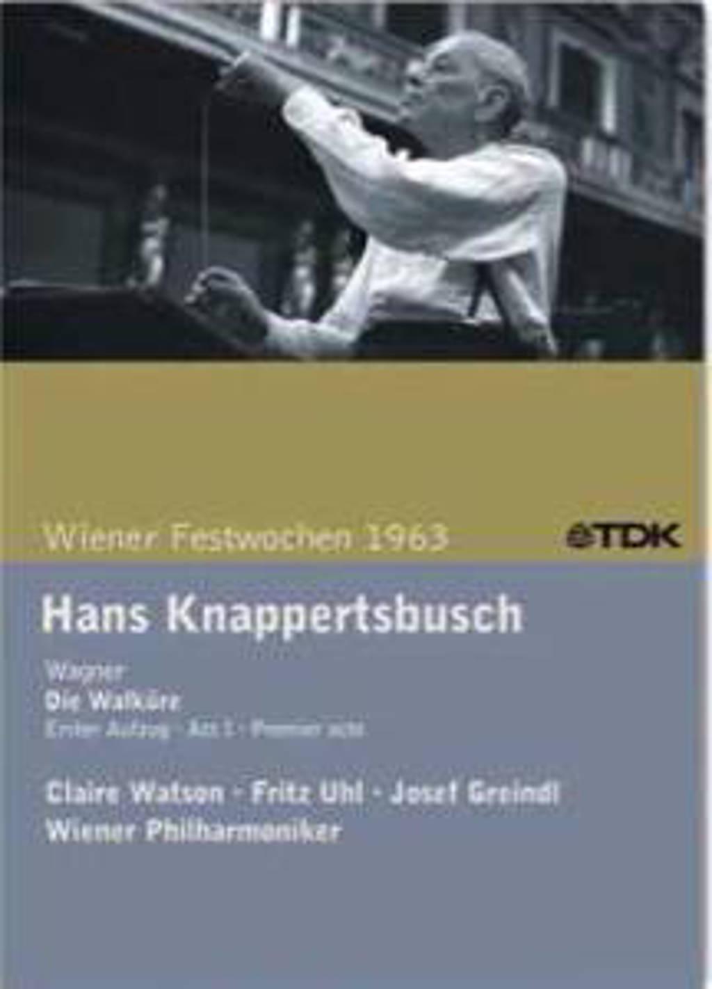 Hans Knappertsbusch 1963 Pal (DVD)