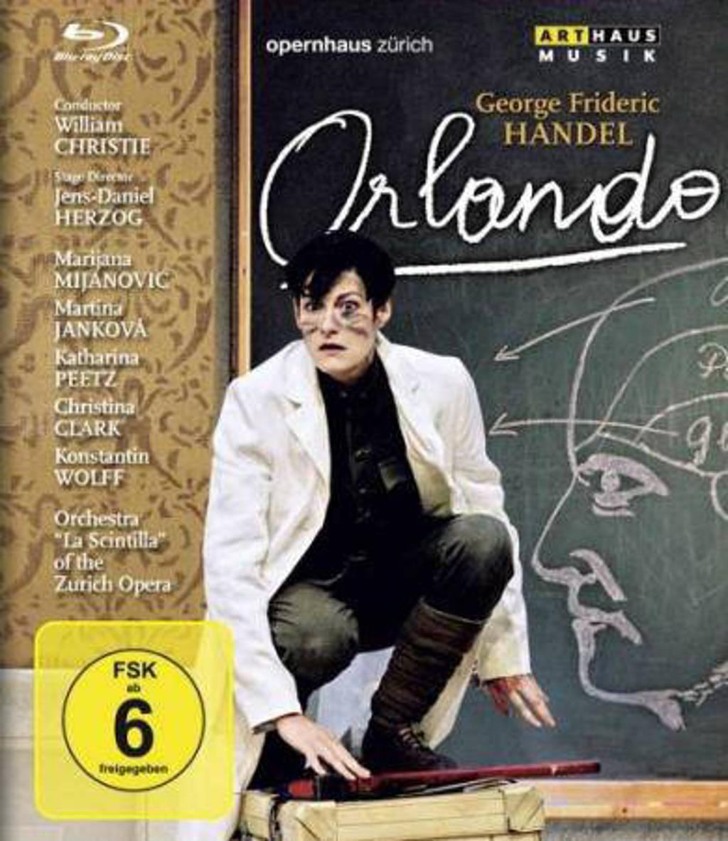 Mijanovic, Jankova,Peetz,Clark - Orlando Zurich 2007 (Blu-ray)