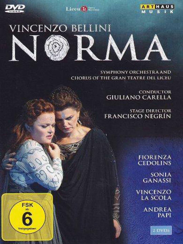 Norma, Barcelona 2007 (DVD)